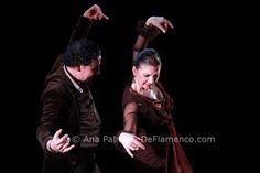 """Alicia Márquez - Ramón Martínez """"Los hilos del tiempo"""" Festival de Jerez"""