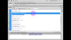 تكويد الموقع html الدرس الاول - الجزءالثاني - دورة تصميم الويب