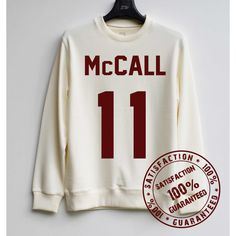Scott Mccall Shirt Teen Wolf Lacrosse Jersey Beacon Hills Sweatshirt... (37 CAD) ❤ liked on Polyvore featuring tops, hoodies, sweatshirts, shirts, shirts & tops, jersey tops, jersey sweatshirts, sweatshirt shirts and sweat tops