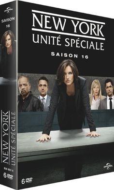 New York, unité spéciale - Saison 16 (2014) - DVD Law & Order NEUF SERIE TV