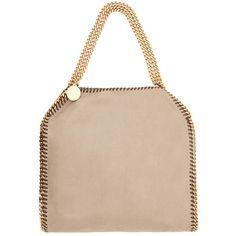 Stella McCartney Nude Falabella Faux Leather Bag
