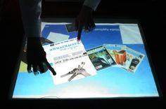 Fabriquer vous même votre Table Ordinateur Multitouch à la microsoft Surface. | Semageek