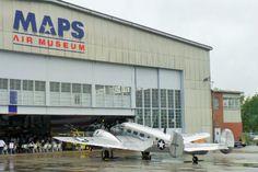 MAPS Air Museum in North Canton, Ohio