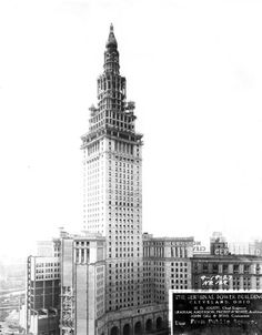 - Terminal Tower - from Public Square
