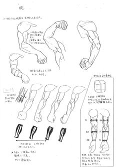 Human Figure Drawing Reference Capcom's Human Anatomical Reference For Artists - Over twenty years ago, Capcom created an anatomical reference guide that is apparently still in use today when bringing characters to life. Arm Drawing, Human Anatomy Drawing, Male Figure Drawing, Figure Drawing Reference, Body Drawing, Anatomy Reference, Pose Reference, Arm Anatomy, Anatomy Poses