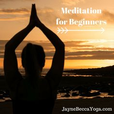 If you are anything like me I am sure that you found the physical yoga practice before a meditation practice, it's often the part of yoga that people find the most challenging and daunting. Over the p