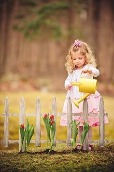 Little girl watering the flowers gorgeous little lady absolutely a beautiful photography! absolutely beautiful flowers gorgeous little watering easter photography ideas Photography Mini Sessions, Spring Photography, Children Photography, Photo Sessions, Little Girl Photography, Spring Pictures, Easter Pictures, Kind Photo, Fotografia Tutorial