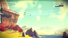 No Man's Sky E3 trailers, images portray numerous worlds, creatures