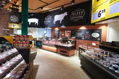 One of the fastest growing supermarket chains in the Netherlands with a wide range of food and non-food items.