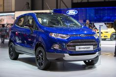Ford Geneva 2015 EcoSport Concept High Resolution Photo Ford Ecosport, High Resolution Photos, Concept Cars, Cars Motorcycles, Cool Cars, Vehicles, Geneva, Goals, Dreams