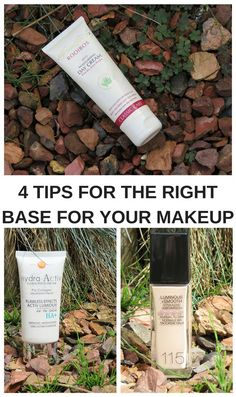 These are the product I use for my makeup base. This is the best foundation to use on your face. These products are the best products to use as a makeup base. Use this step to step tutorial and these tips for a perfect and natural makeup look.