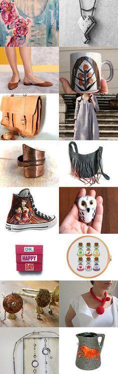 Fabulous creations by Katarzyna Blachowicz on Etsy--Pinned with TreasuryPin.com