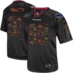 1d9d09725 Shop for Official Mens Nike Houston Texans Arian Foster Elite Camo Fashion Black  Jersey. Get Same Day Shipping at NFL Houston Texans Team Store.