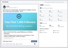 19 free social media analytics tools. To measure Instagram, Facebook, Twitter and more!