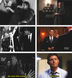 (gif set) Dean Winchester: Character Development   .....    LOVE THIS!