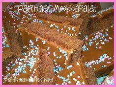 Pullantuoksuinen koti: Parhaat Mokkapalat - paranneltu resepti
