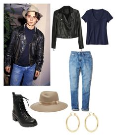 """""""Johnny Depp Inspired"""" by diffpetty on Polyvore featuring Paige Denim, Calvin Klein, Patagonia, Madden Girl, rag & bone and Isabel Marant"""