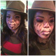 Freddy Krueger by Bailey Darlene Faries | Fx makeup | Pinterest ...