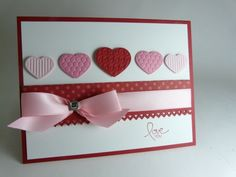 Valentine - sweet and simple