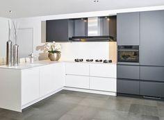 Modern Zwart Keuken : Beste afbeeldingen van moderne keukens in