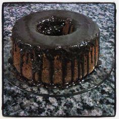 Dukan PP - Chocolate Cake - Nega Maluca