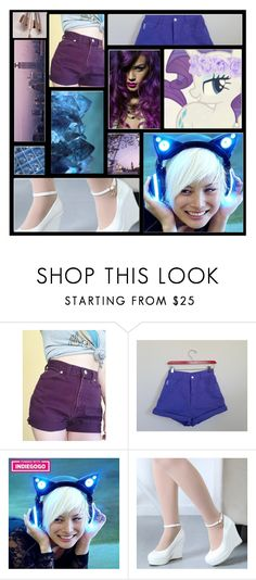 """""""Rarity"""" by phoenix-fox ❤ liked on Polyvore featuring F"""