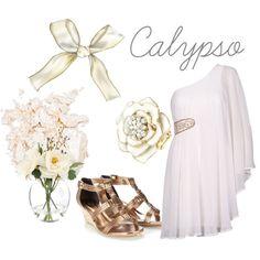 """Calypso"" by ellalea on Polyvore - OMIGOSH, I love Calypso! XD Such a sad scene, though!"