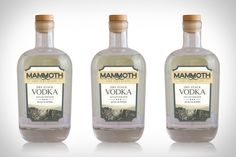 There are plenty of Vodkas to choose from at your liquor store, but not enough are handmade in the USA. Mammoth Dry Stack Vodka is made using locally grown grains and botanicals from Torch Lake, Michigan. Using their 650 liter...
