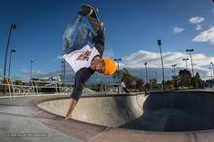 https://flic.kr/p/sKbeDY | Tuck Knee Frontside Invert | Demarcus James - Tuck knee frontside invert at Fremont Skatepark. Fremont, CA USA. Photo: Todd Fuller