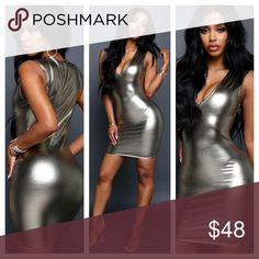 The Patricia Dress $38 on website Please visit our website at www.DeBonairBoutiqueShop.com for lower rates because posh mark fee is included in all items listed on here! Also follow us on Instagram @DeBonair_Boutique Dresses Mini