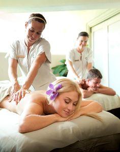 Sheraton Maui Resort & Spa Couples Massage #swdreamhawaii