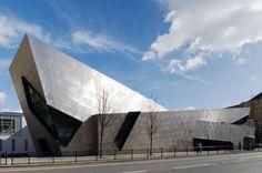 London Metropolitan University by Daniel Libeskind