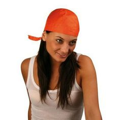Cappellino a bandana