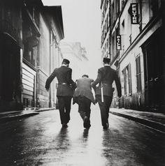 Ed van der Elsken. Paris. 1950