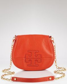 Tory Burch Crossbody - Stacked T Logo | Bloomingdale's $325    i want.