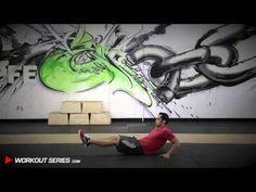 Exercise of The Day:  The Cruncher  Do you want to take on full-length workout videos - when and where it's convenient to you? Go to WorkoutSeries.com and access it now for FREE.