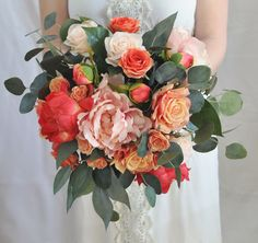 Keepsake wedding bouquets shipping  by Holly's Flower Shoppe on Etsy. www.hollysweddingflowers.com