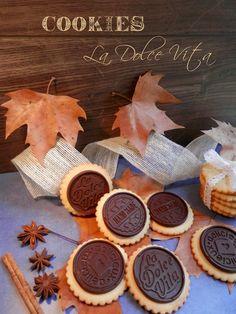 Mandil & Perejil: COOKIES DOLCE VITA & CHOCO BISCUITS  #para Silikom...