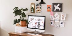 Create a home office out of nowhere with these tips. From fold-away desks to an office in a cupboard, we have inspiring ideas for even the smallest spaces