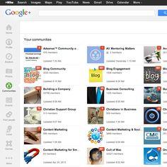 10 errores a evitar en Google Plus si quieres sacarle el máximo partido #SocialMedia