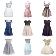 Cute Winter Formal Dresses