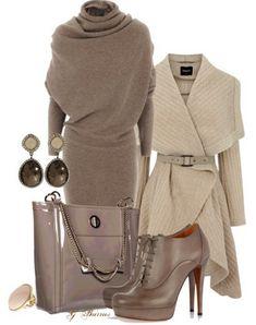Olivia Pope Fashion {Scandal}