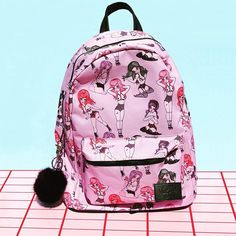 Babes Backpack <3 valfre.com