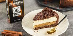 Aromatyczny jabłecznik z delikatną masą budyniową i czekoladowym ciastem. Tiramisu, Ethnic Recipes, Cook, Tiramisu Cake