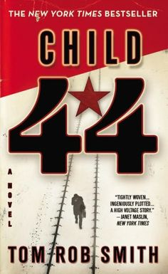 A propulsive, relentless page-turner.  A terrifying evocation of a paranoid world where no one can be trusted.  A surprising, unexpected story of love and family, of hope and resilience.  CHILD 44 is a thriller unlike any you have ever read.