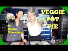 Lol. Sarah Silverman turns drunken kitchen into Stoned Kitchen ♡