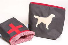 Notfalltasche für Hunde