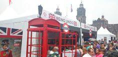 Los Rostros de México: Presentan la octava edición de la Feria de las Cul...