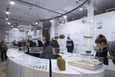 """""""Designing with Nature"""", Architecture Foundation, London #architecture #nature"""