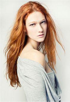 Nicole Fox - Page 3 - the Fashion Spot Beautiful Red Hair, Beautiful Redhead, Beautiful Ladies, Beautiful People, Auburn, Nicole Fox, Red Headed League, Redhead Teen, Natural Redhead